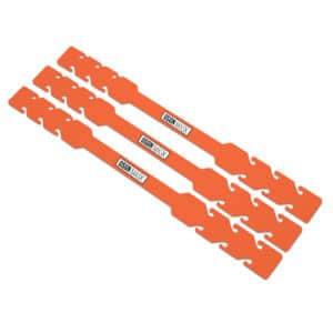 Ohrenschoner Mask Buddy 3er Set Orange